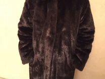 Шуба норковая с капюшоном новая — Одежда, обувь, аксессуары в Москве