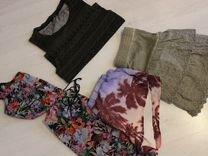 Пакет одежды. Летняя. Платье.Шорты.Топ.Юбка