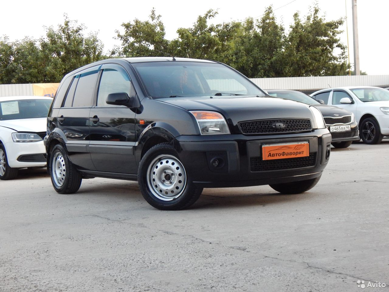Ford Fusion, 2007  89611691114 купить 1