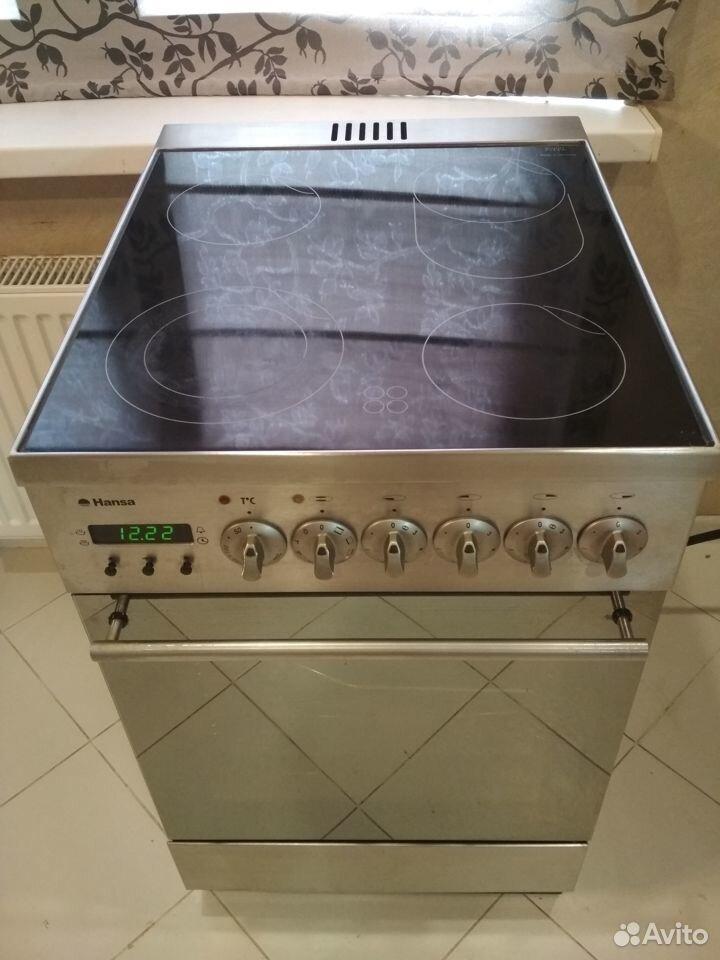 Стеклокерамическая плита Hansa  89961807463 купить 1