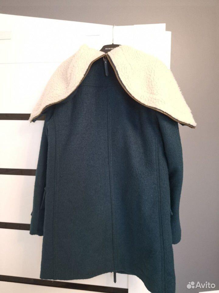 Пальто, шапка и снуд р. 140 на мальчика Gulliver  89059801353 купить 4