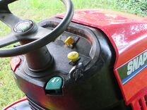Садовый трактор-газонокосилка, 18.5 л/с