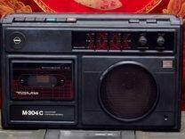 Томь-304С — Аудио и видео в Челябинске