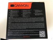 Колонки Canyon CNR-SP20JB новые запечатанные — Аудио и видео в Воронеже