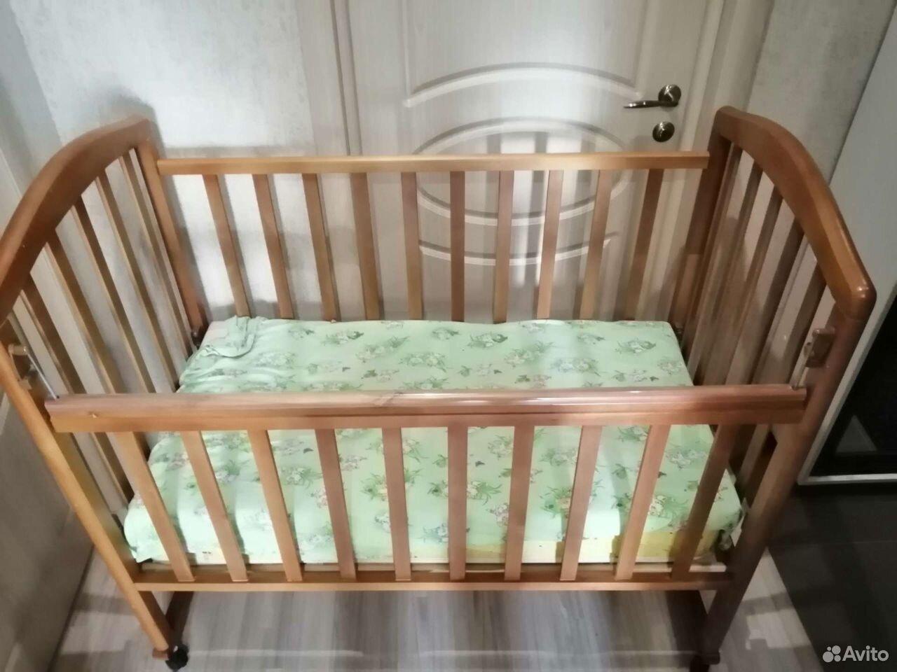 Кроватка детская  89276664984 купить 2