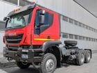 Iveco-AMT 633910 тягач