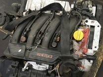 Контрактный двигатель Renault Megane 1.6 л K4M700
