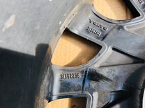 Volvo xc70 S80 Диск 17 Радиус 31302111