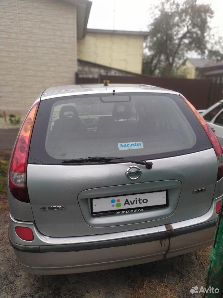 Nissan Almera Tino, 2001  89092383189 купить 1