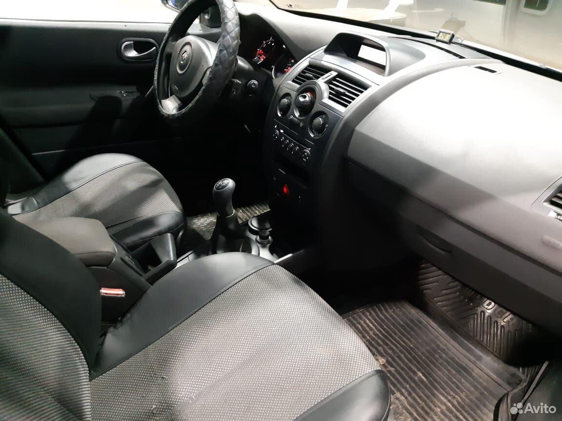 Renault Megane, 2006  89853680671 купить 7