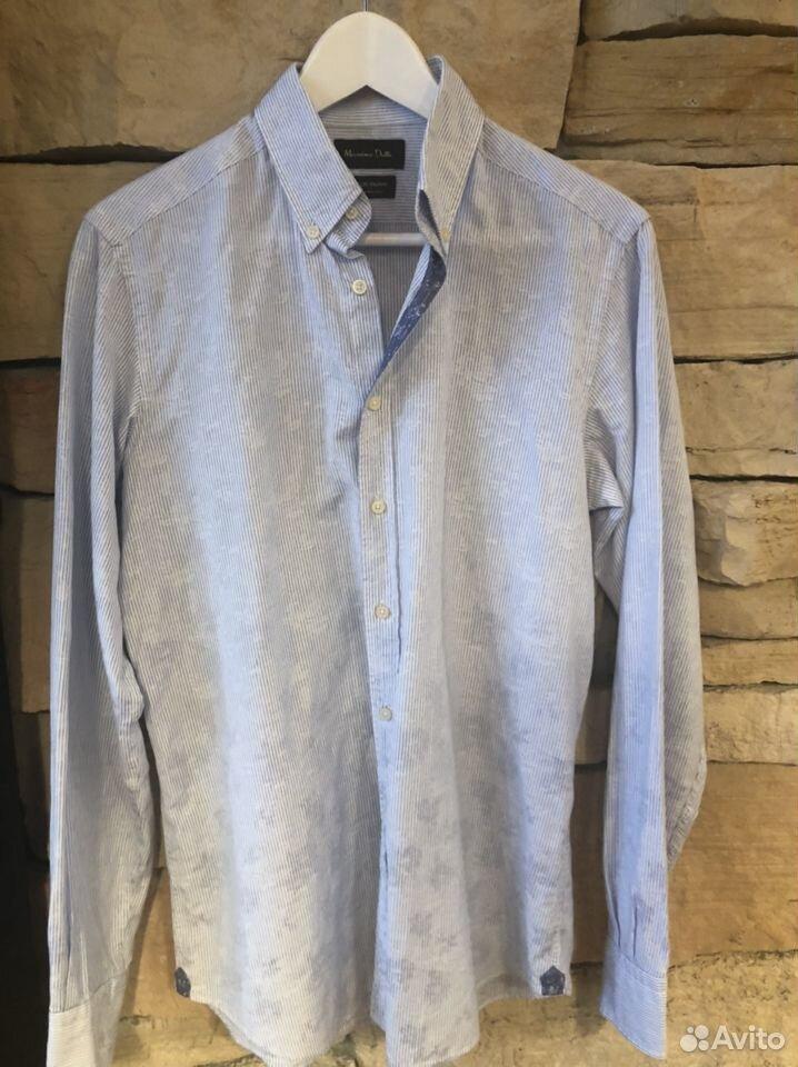 Рубашки мужские Massimo Dutti  89136091779 купить 1