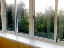 Конструкция (лоджии, балкона, веранды) алюминий