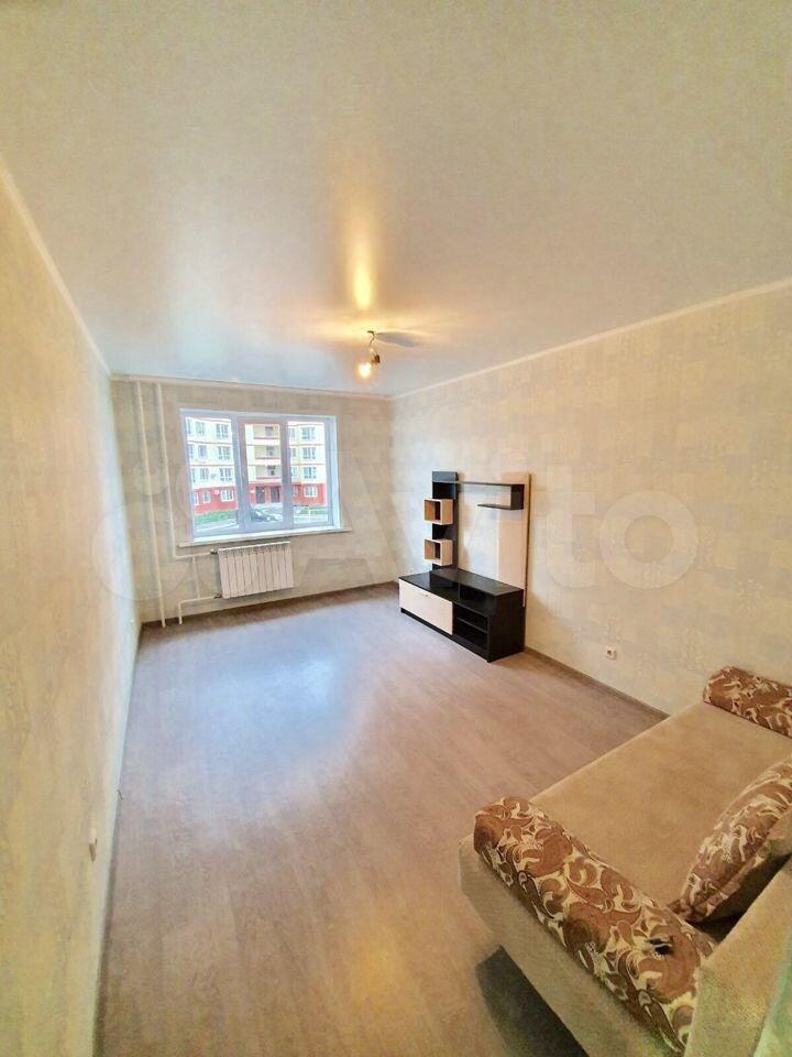 1-к квартира, 40 м², 2/20 эт.