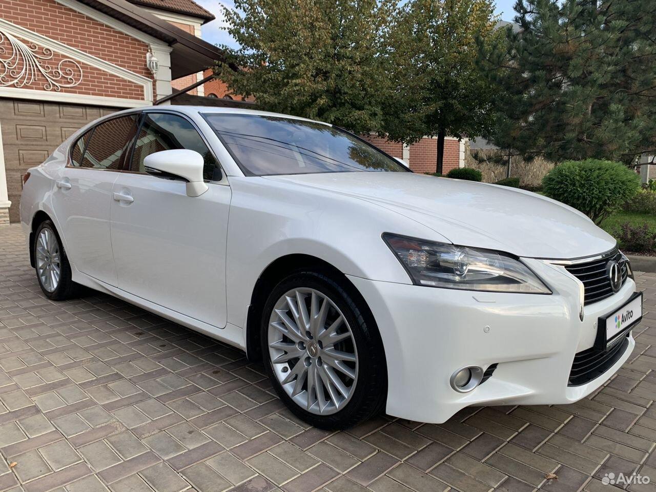 Lexus GS, 2012  89898002894 купить 6
