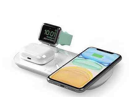 Безпроводная зарядка для iPhone