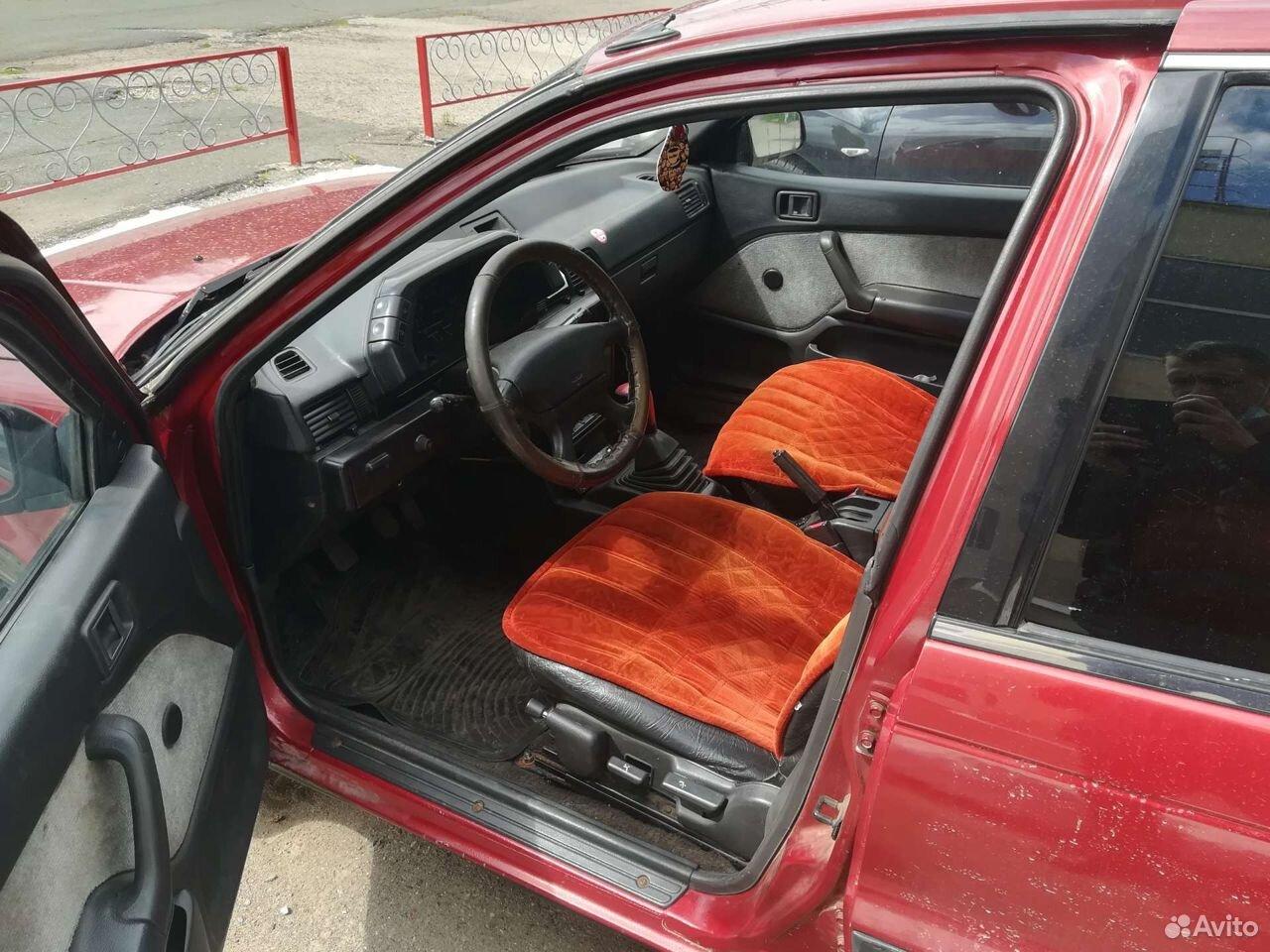 Mitsubishi Lancer, 1991  89656538190 купить 4