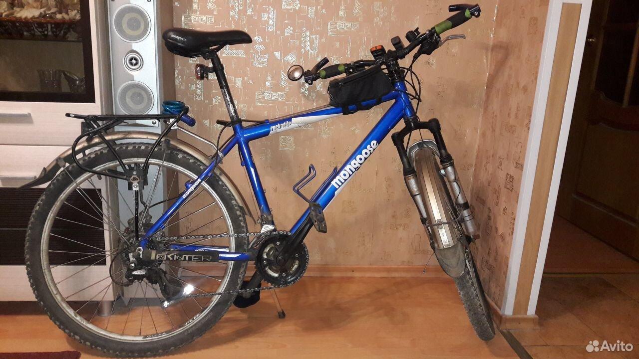 Велосипед Mongoose  89201069511 купить 1