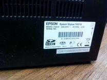 Epson Stylus TX219