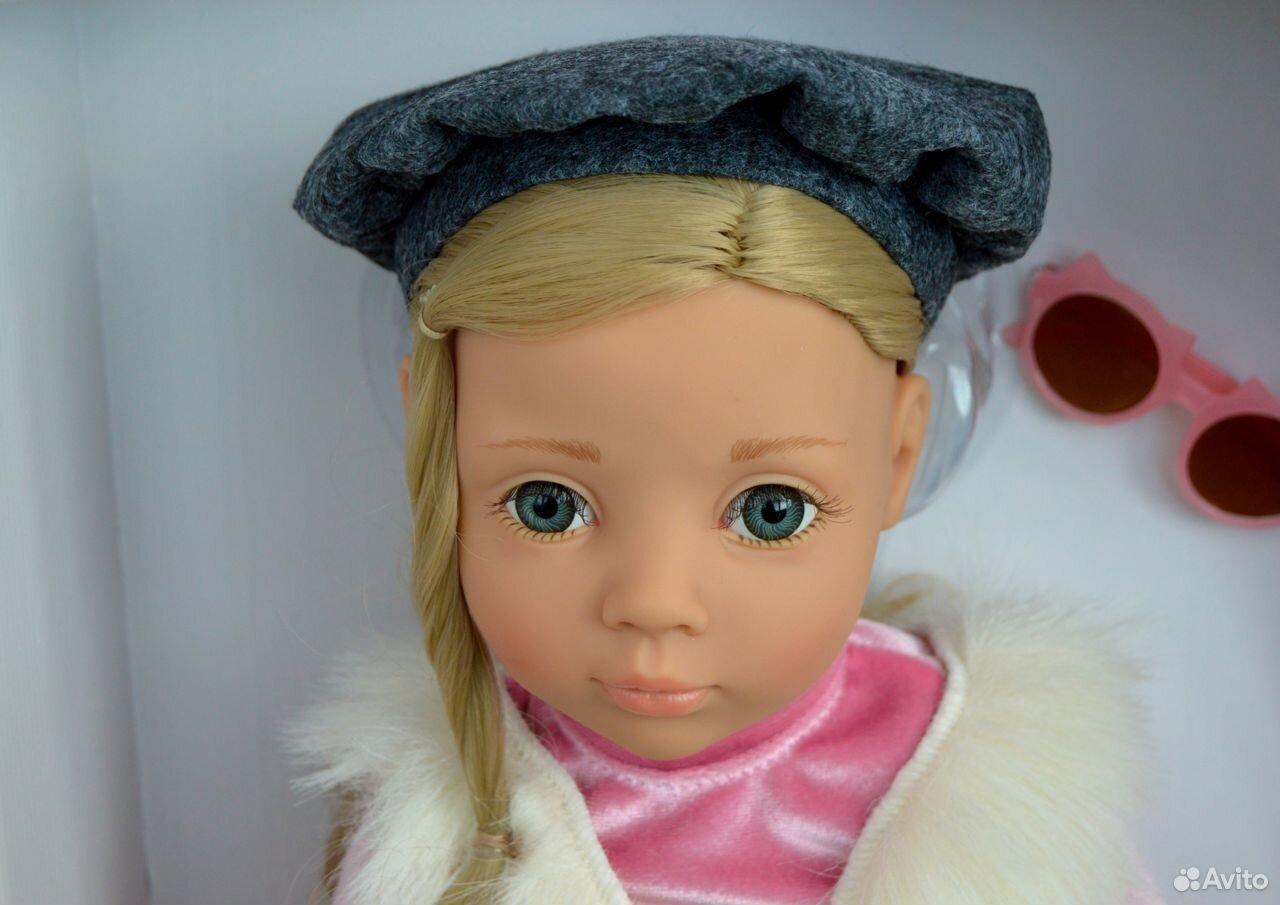Кукла Лина от Gotz (Готц), 2018 года нюд  89063072268 купить 4