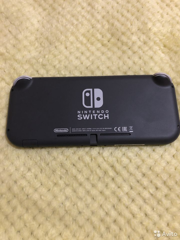 Nintendo switch lite  89612714389 купить 4