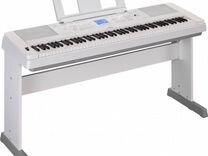 Пианино фортепьяно Yamaha PG DGX 660 белый
