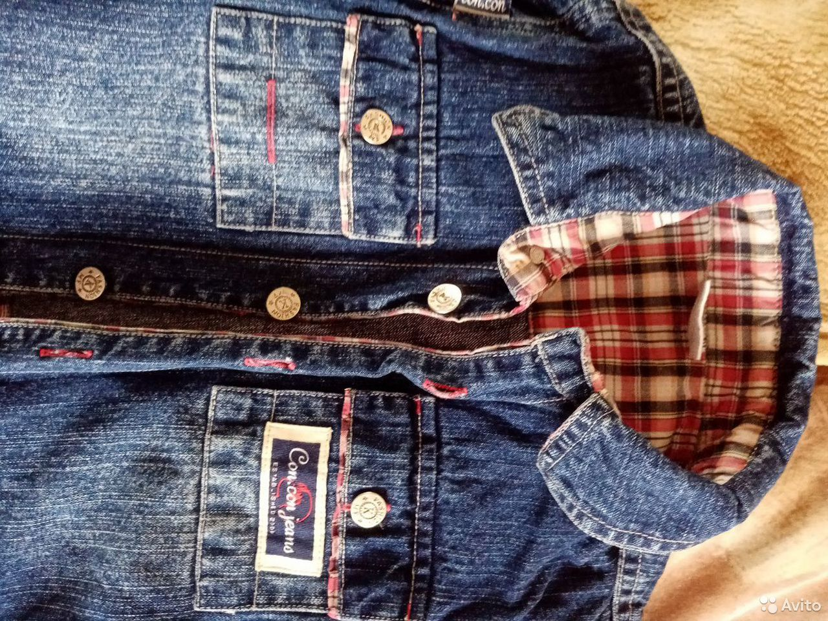Джинсовая рубашка  89203579211 купить 3