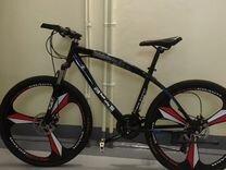 Продаю новый велосипед 7 скоростей,дисковые тормоз
