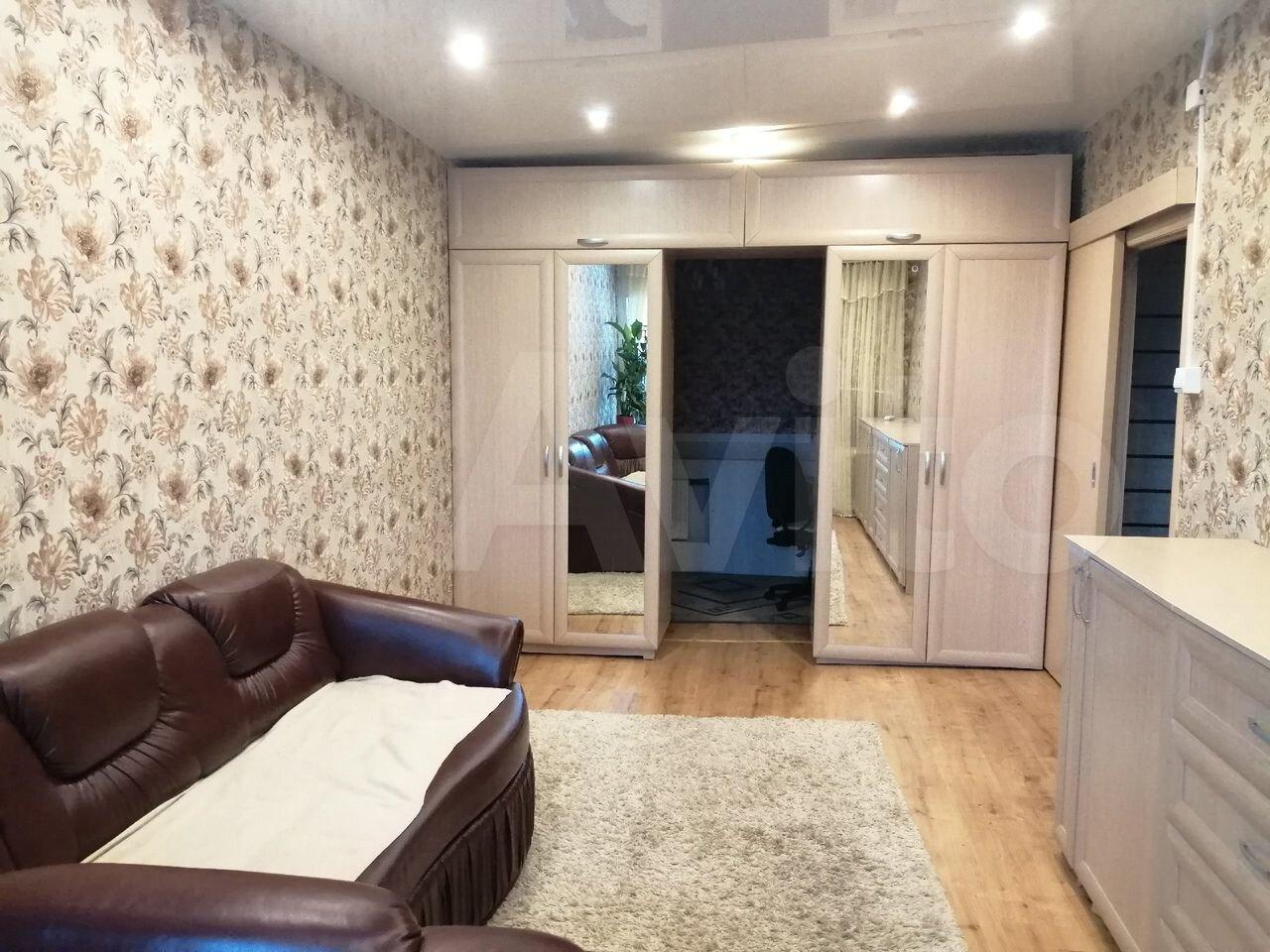 1-к квартира, 36 м², 1/2 эт.  89210126668 купить 1