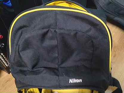 Рюкзак для фотоаппарата и объетивов