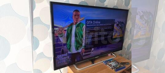 Телевизор Sony 101см, 40'. нe смарт, HD разрешение купить в Санкт-Петербурге с доставкой   Бытовая электроника   Авито