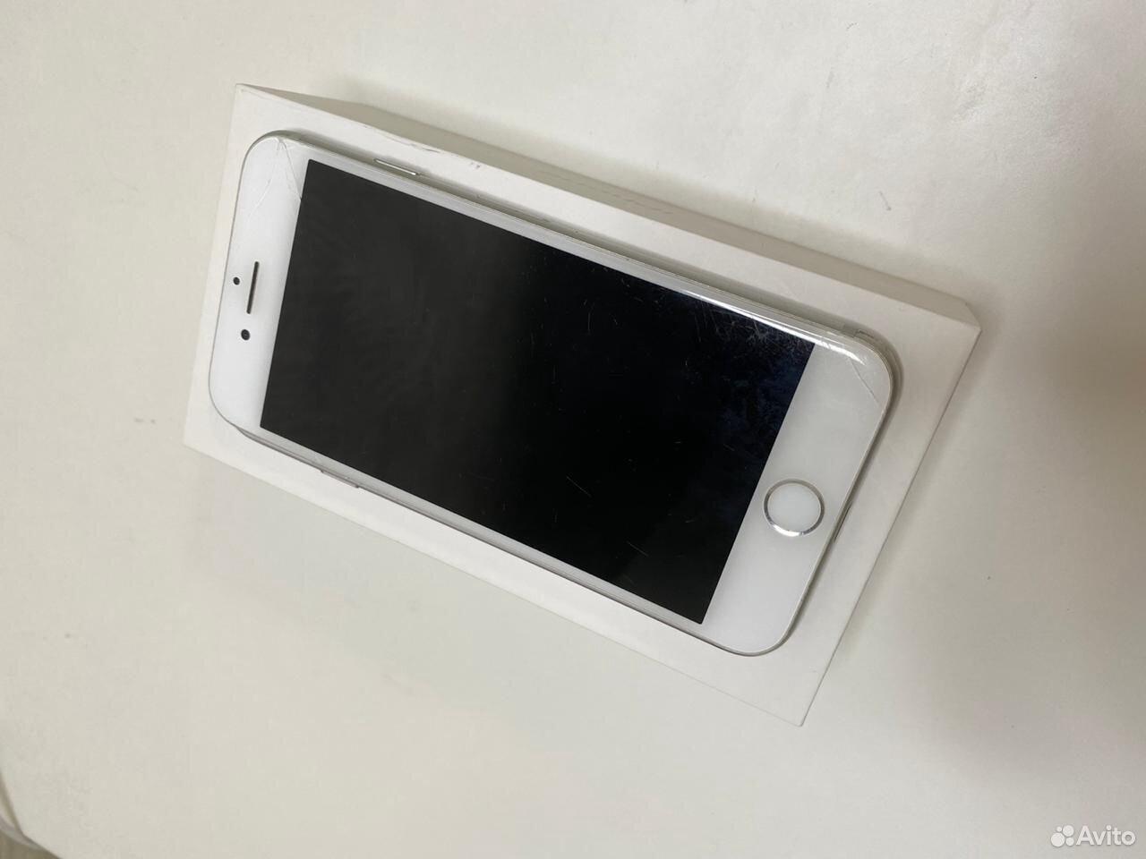 iPhone 7 (серебристый) 32 GB  89002455392 купить 4