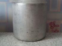 Алюминиевый бидон, 10л